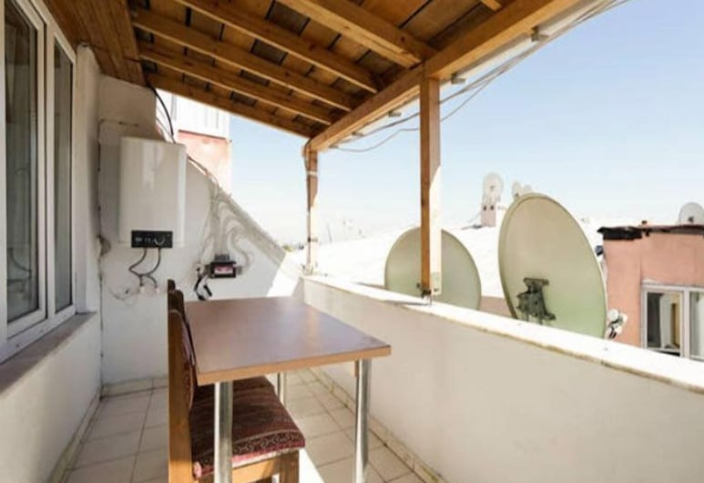 SPECİAL HOME APART, Istanbul, Terrasse/veranda