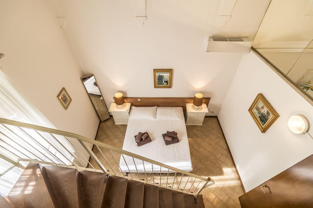 City-Maisonette, 1 Schlafzimmer, Erdgeschoss - Zimmer