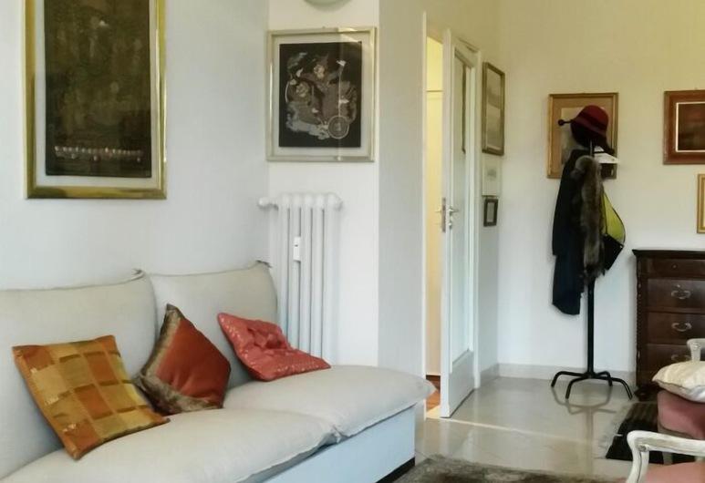 Maritè, Torino, Camera doppia, Area soggiorno