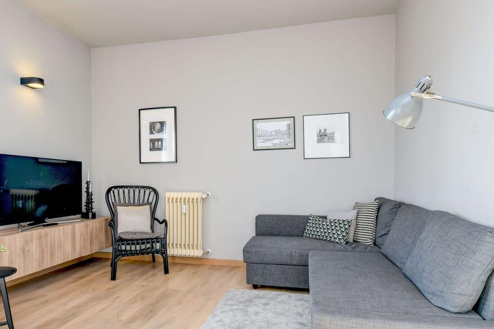 Apartment, 1 Bedroom, Lake View - Ruang Tamu