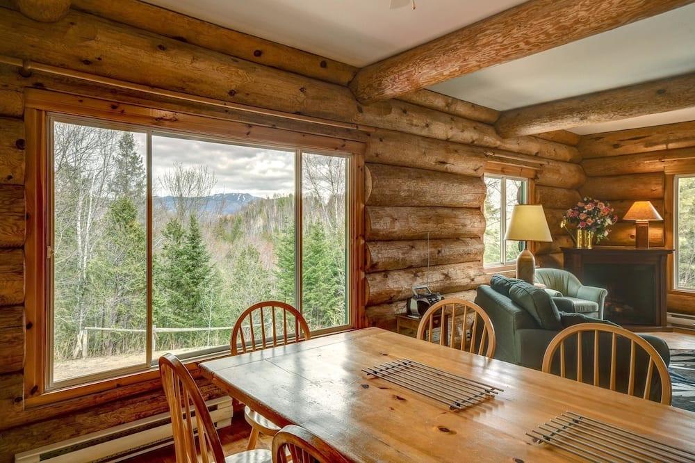 木屋, 多间卧室 - 客房送餐