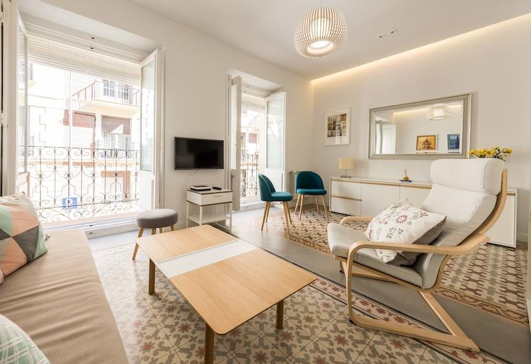Sevilla City Center, Madrid, Apartment, 3Schlafzimmer, Wohnbereich