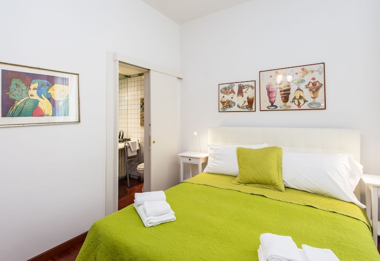 Monti Colors, Rome, Apartment, 3 Bedrooms, Room