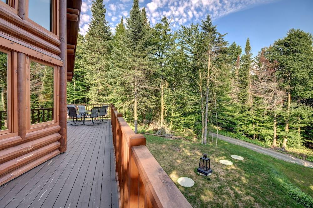 Chalet, 6 habitaciones - Terraza o patio