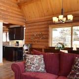Chalet, 4 habitaciones - Sala de estar