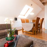 Apartament, dla niepalących - Powierzchnia mieszkalna