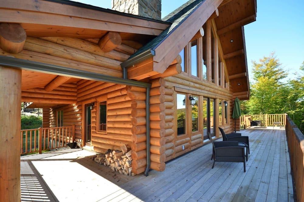 木屋, 4 间卧室 - 阳台