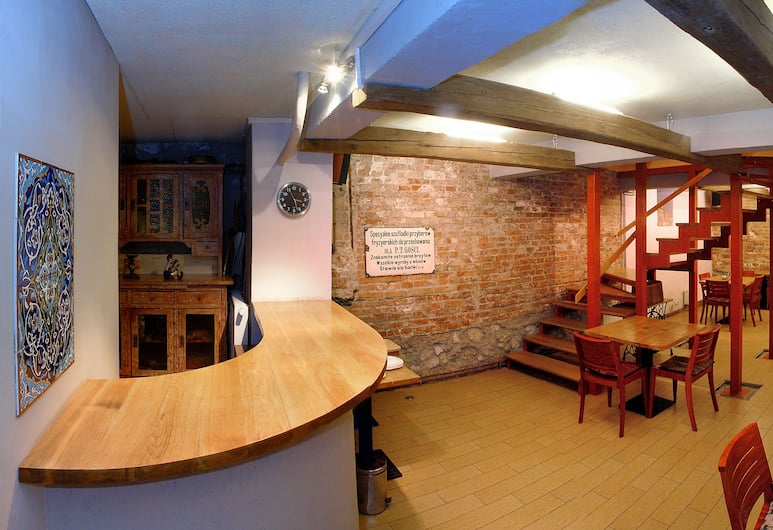 Cybulskiego Guest Rooms, Krakow, Hotellet innvendig