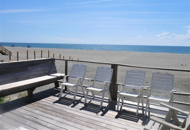 Pelican Perch - 5 Br Home, Pulau Pawleys , House, 5 Bedrooms, Balkoni