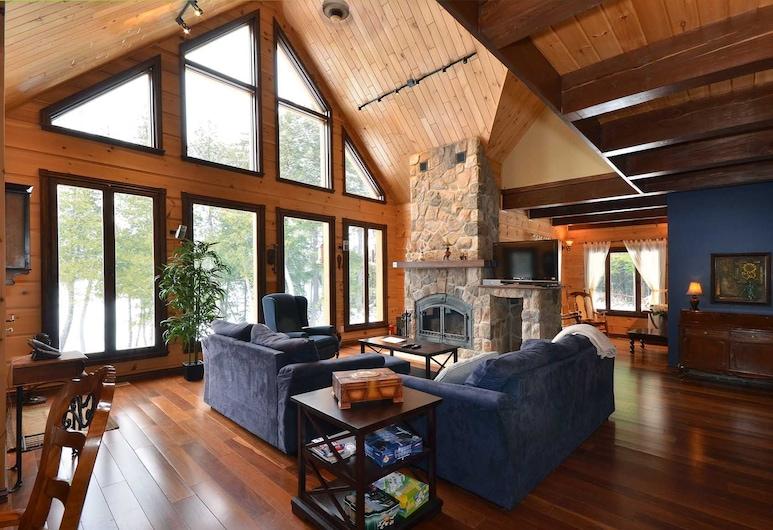 卡薩米亞木屋民宿, 胭脂河, 木屋, 4 間臥室, 客廳