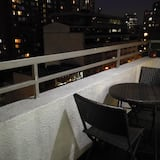 Standard Διαμέρισμα, 1 Υπνοδωμάτιο, Θέα στην Πόλη - Μπαλκόνι