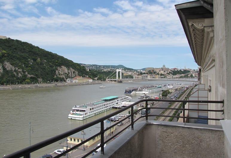 Empire of Liberty Apartment, Budapeszt, Apartament typu Exclusive, dla niepalących, Balkon