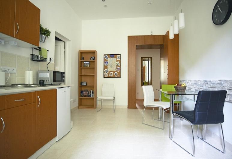Louisa Apartment, Budapešť, Apartmán, Obývacie priestory