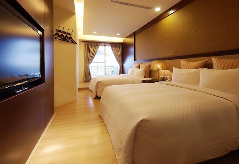 金沙灣渡假旅店, 恆春鎮, 標準四人房, 海景, 客房