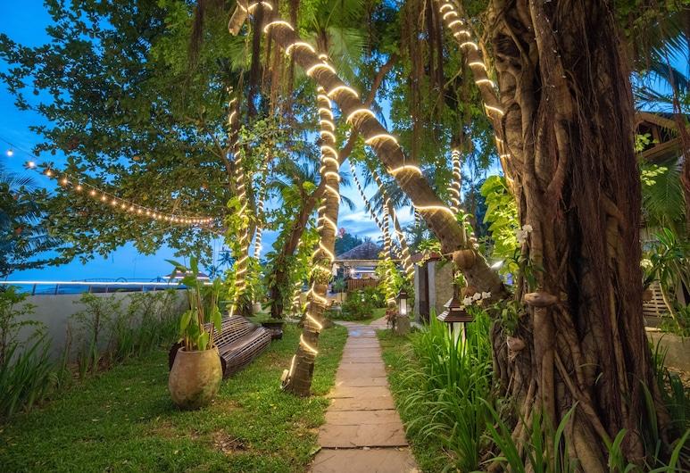 蘇梅島薩拉海灘度假村, 蘇梅島, 住宿範圍