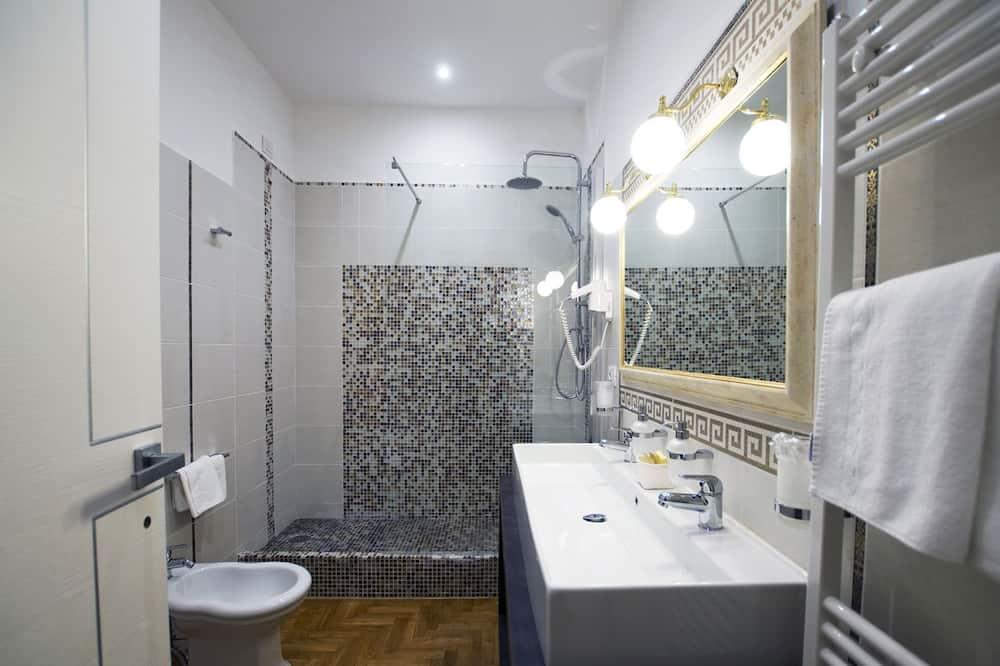 Suite - Badkamer