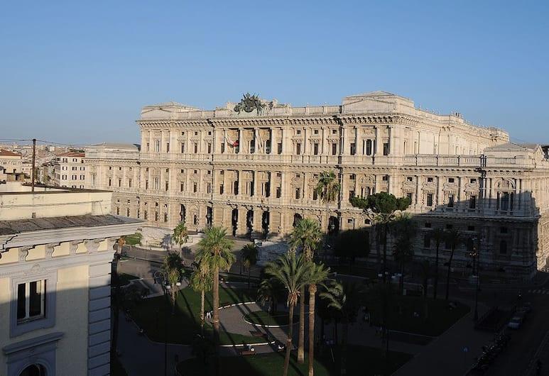 Bellitalia Vacanze , Rome, Uitzicht vanaf hotel
