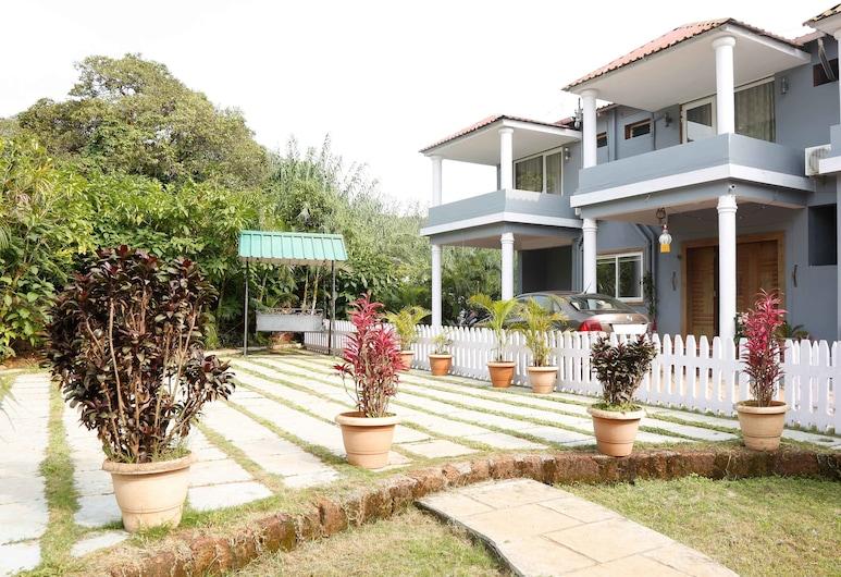 Treebo Trend JP Cottage, Mahabaleshwar, Hotel Front