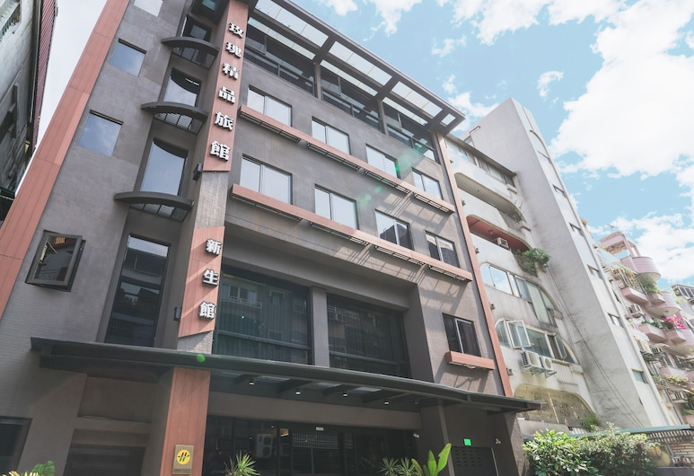로즈 부티크 호텔 신셩, 타이베이