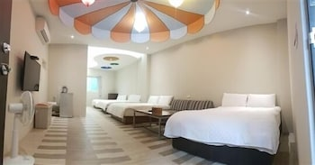 Slika: Happiness YES Hostel ‒ Luodong