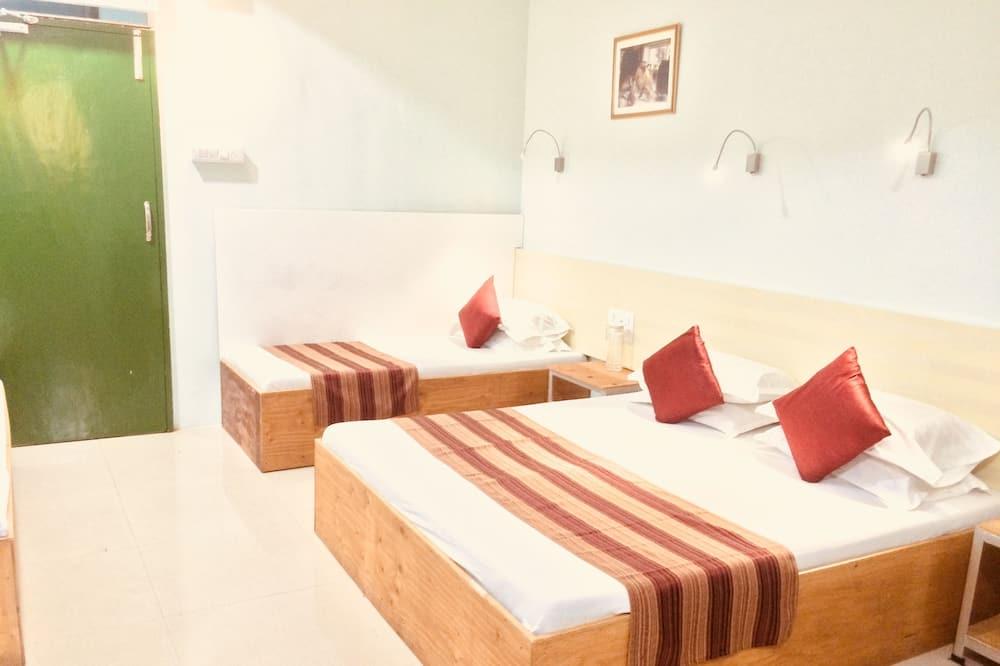 Pokój dwuosobowy z 1 lub 2 łóżkami typu Deluxe - Zdjęcie opisywane