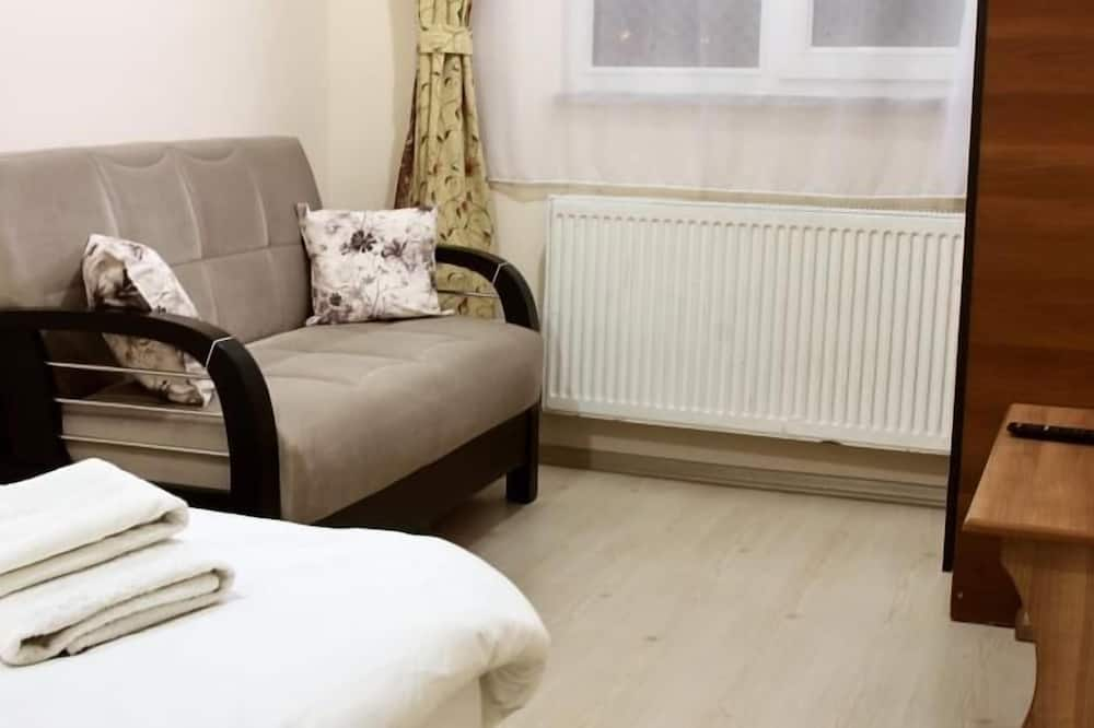 Standard Double or Twin Room - Ruang Tamu