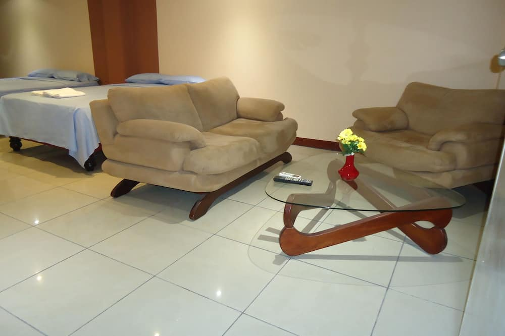 Grand Suite - Bilik Rehat
