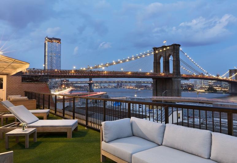 Mr. C Seaport, New York, Utsikt fra hotellet