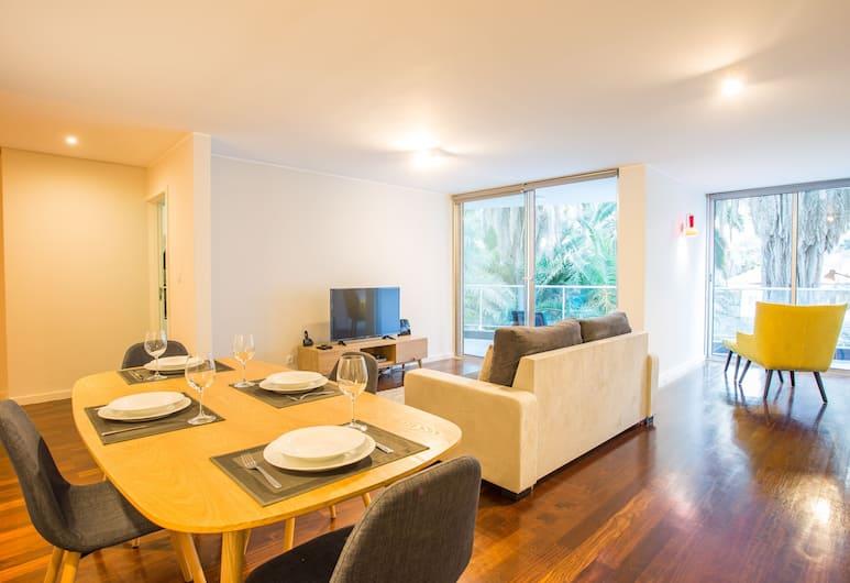 坤塔諾谷耶拉精品公寓飯店, 芳夏爾, 公寓, 花園景觀, 客房餐飲服務