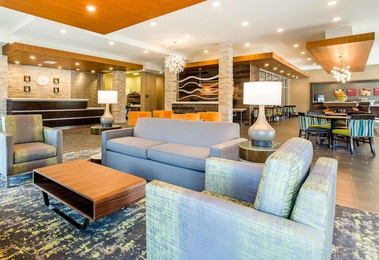 Comfort Suites North Charleston - Ashley Phosphate, North Charleston, Vstupní hala