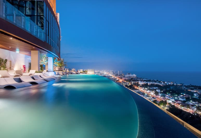 華欣瓦納納瓦假日酒店渡假村, 華欣, 泳池