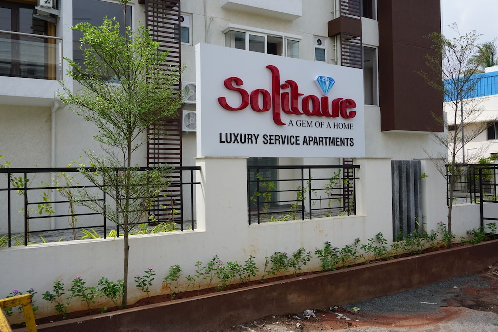 Solitaire Service Apartments, Chennai