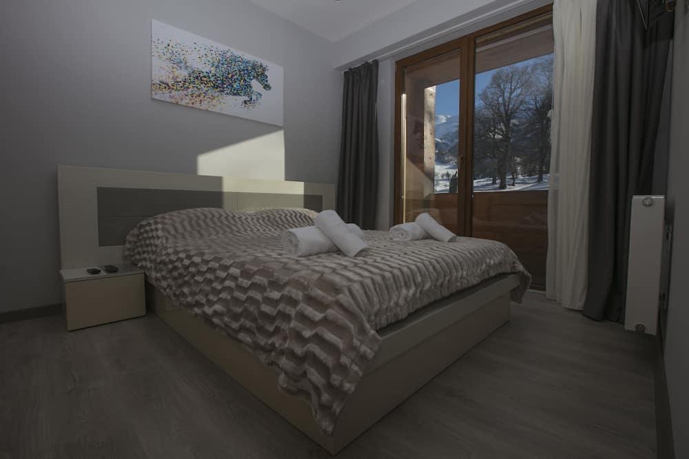 Comfort-íbúð - 1 svefnherbergi - verönd - Stofa
