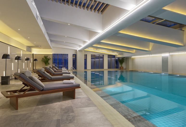 Holiday Inn Hotel & Suites Tianjin Downtown, Tianjin, Bazén