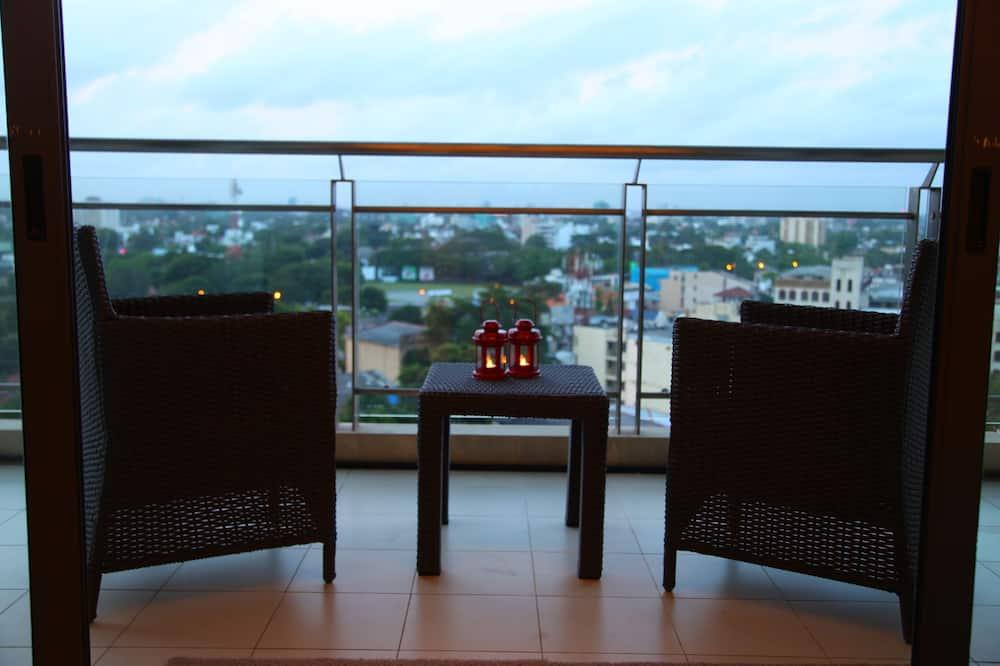 Apartemen Khas, 2 Tempat Tidur Double (No.1) - Area Keluarga