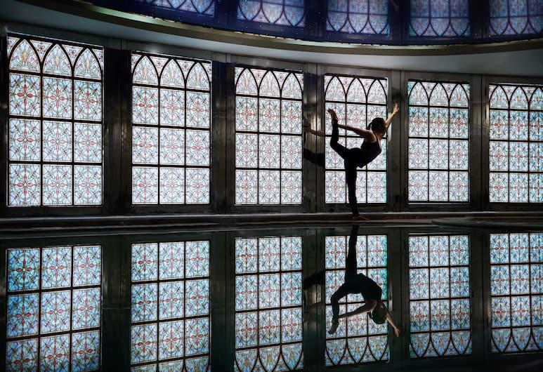 Beijing Baifuyi Hotel Dongzhimen, Peking, Yoga