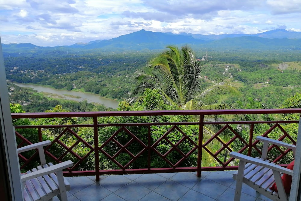 Panoramic Quadruple Room, 2 Queen Beds, Mountain View, Mountainside - Balcony