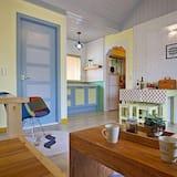 Izba (Lily) - Obývacie priestory