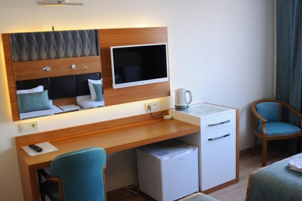 標準單人房 - 客廳