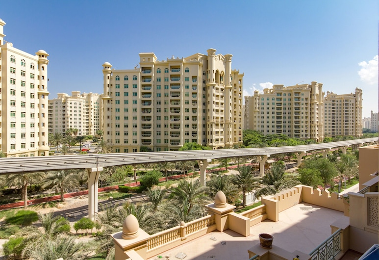Bespoke Residences - Golden Mile 2, Dubai, Apartment, 2 Bedrooms, View from room