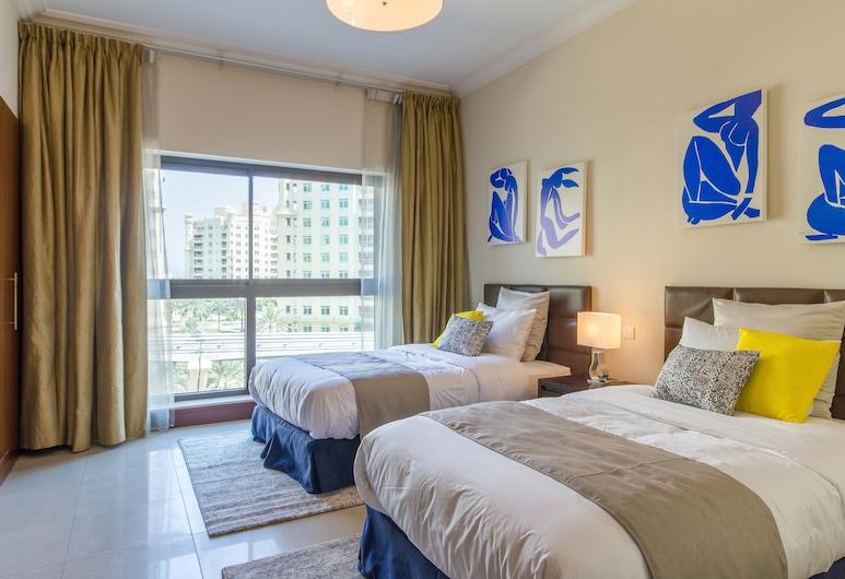 Bespoke Residences - Golden Mile 2, Dubajus, Apartamentai, 2 miegamieji, Kambarys