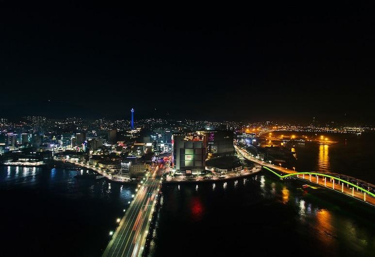 Value Hotel Busan, Pusan, Vue depuis l'hôtel
