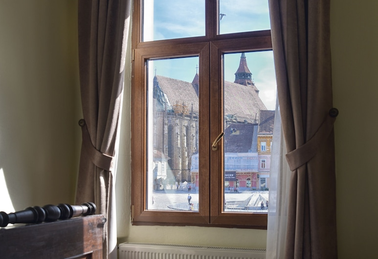 La Maisonnette, Brasov, Deluxe Double or Twin Room, Multiple Beds, City View, City View