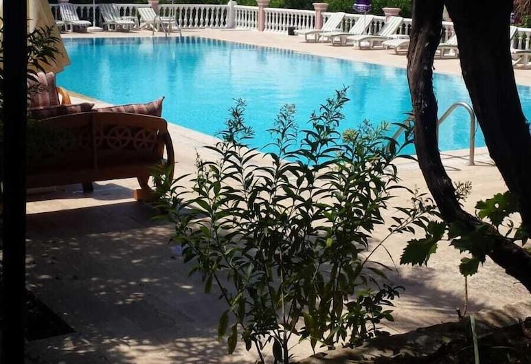 Cappadocia Hotel, Fethiye, Widok z hotelu