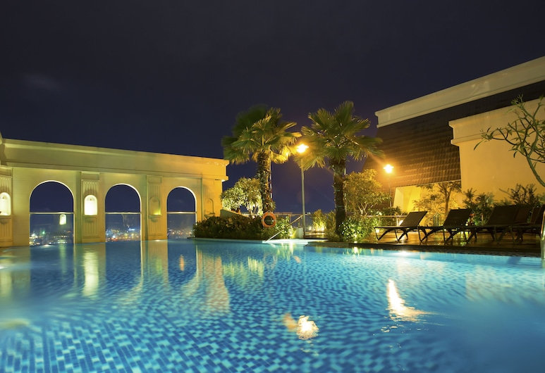 Mia Apartment 1 - ICON 56, Ho Chi Minh City, Rooftop Pool