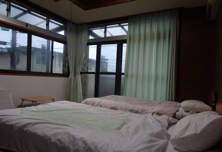 Minshuku Toshi, Yakushima, Vendégszoba