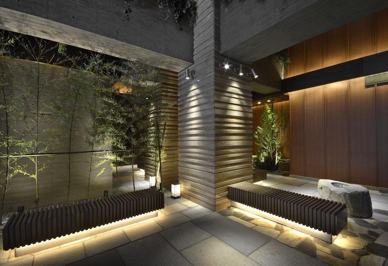 快樂赤坂酒店, 東京, 大堂