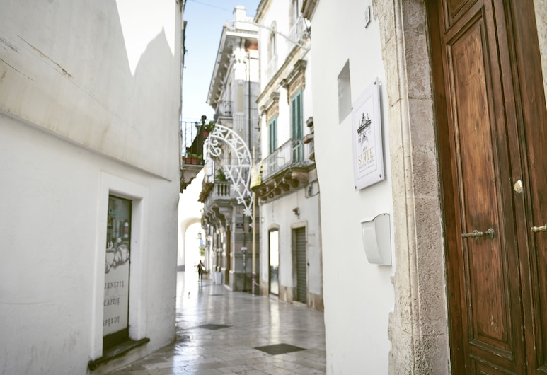 My Suite Puglia, Martina Franca, Hotel homlokzata