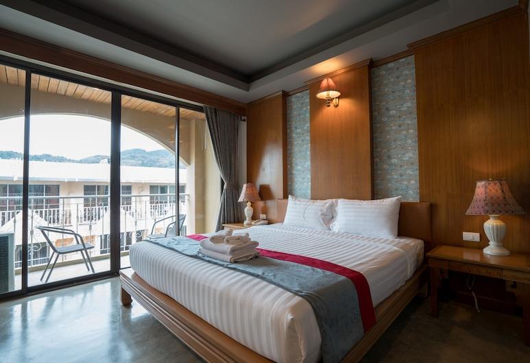 Minatale Phuket, Patong, Kahden hengen huone, Vierashuone