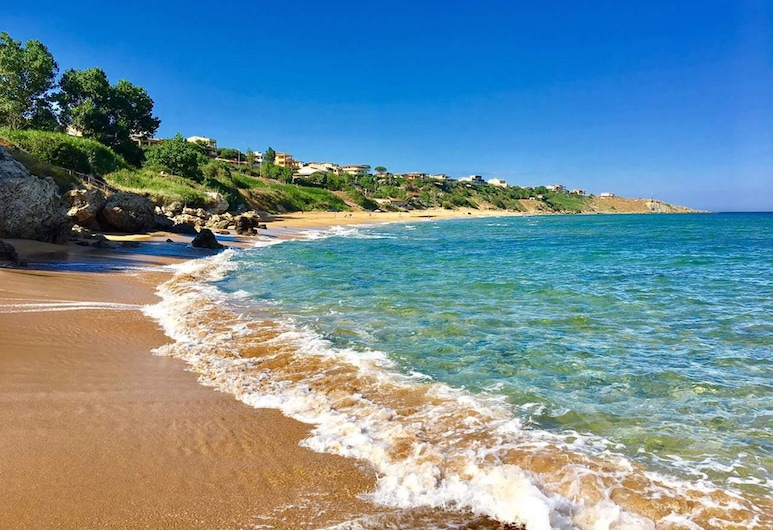 Japigium Casa Vacanze Sardina, Isola di Capo Rizzuto, Plaža
